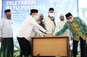 Pembangunan RSNU Jombang Memasuki Tahap Dua