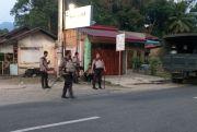 Polres Madina Amankan 8 Terduga Pelaku Kerusuhan Demo BLT