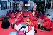 Danone Distribusikan Bantuan buat Ibu Kantin Sekolah di Empat Kota