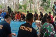 TNI dan Polri Kompak Sukseskan TMMD 108 di Bengkulu Utara