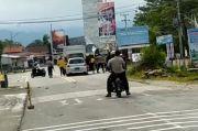 Video Penggerebekan Polisi Depan Polres Bikin Geger, Ternyata Salah Tangkap