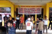 Tolak Ridwan Zakaria, Pengurus dan Kader Golkar Butur Duduki DPD Sultra