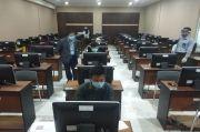 Ganguan Server Selama 20 Menit Warnai UTBK di UNS Solo