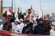Seribuan Massa Gelar Unjuk Rasa Tolak RUU HIP di Batu Bara