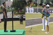 Jenderal Andika Pimpin Tupdik dan Wisuda 254 Taruna Akmil Magelang