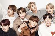 BTS Artis Pertama 20 Kali Duduki Nomor 1 Billboard World Digital Song