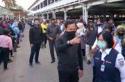 Antrean Penumpang di Stasiun Bogor, Bima Arya Nilai Shift Kerja Tak Berjalan