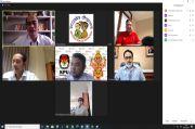 KPU Kota Denpasar Bersinergi dengan Kominfos dan Humas Pemkot Denpasar
