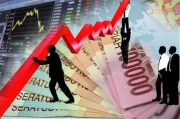 IHSG Sesi Siang Masih Menghijau, Rupiah Tertahan di Kisaran Rp14.563/USD