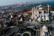 Pemimimpin Gereja Ortodoks Rusia Tolak Rencana Ubah Hagia Sophia Jadi Masjid