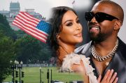 Hubungannya dengan Trump Renggang, Kanye West Gebrak Perpolitikan AS