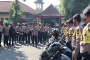 Jelang Pilkada, Kapolres Pemalang Periksa Kendaraan Dinas Anggota