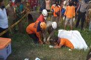 Mayat Wanita Paruh Baya Ditemukan Dalam Sumur di Area Sawah