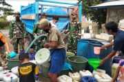 Warga Bontoa di Kabupaten Maros Dapat Bantuan Air Bersih