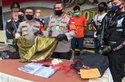 Bermodalkan Sarung, Pria Pengangguran Rampok Taksi Online