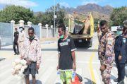 Dua Nelayan NTT Terdampar di Depan Kantor KBRI Oekusi