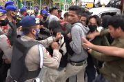 Demo Tolak TKA China Ricuh, Pengunjuk Rasa Paksa Masuk Bandara Haluoleo