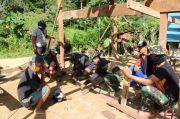 TMMD 108 Satukan Perbedaan dan Eratkan Persaudaraan di Konawe Kepulauan