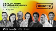 Menuju Indonesia Maju 2045, Festival Inovasi Disrupto kembali Digelar Secara Virtual