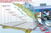 Pembangunan Tol Trans Sumatera Kekurangan Dana Rp387 Triliun