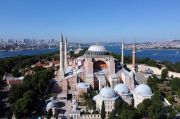 Turki Ingin Hagia Sophia Jadi Masjid, Begini Reaksi Rusia