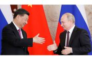 Putin-Xi Jinping Berpotensi Ambil Alih Kepemimpinan Dunia