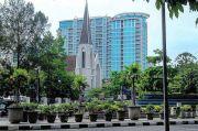 Hari Ini Langit Bandung Raya Berawan, Suhu 17,8-29,2 Derajat