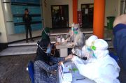 Hari Ini, Ratusan Peserta UTBK UPI Jalani Rapid Tes