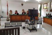 Oemarsyah dan Wempi, 2 Anak Buah Supendi Divonis 4,5 dan 4,3 Tahun Penjara