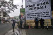 Wisata Lembang Dibuka, Wisatawan Diprediksi Penuh di Akhir Pekan