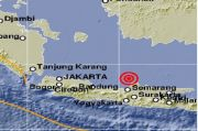 Gempa 6,1 Skala Richter Guncang Jepara Jawa Tengah