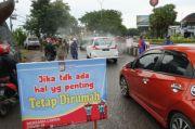 Sabtu Pekan Ini, Pembatasan Perjalanan Lintas Wilayah Mulai Berlaku