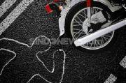 Bocah Pesepeda Tewas Terlindas Truk Tangki di Medan Marelan