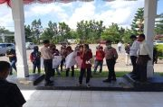 Tuntut Bantuan, Mahasiswa Kecewa Tak Ditemui Bupati Muratara