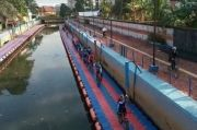 Langgar Aturan, Perilaku Pesepeda di Palembang Viral di Medsos