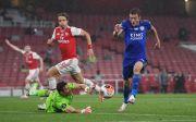Jamie Vardy Pupus Kemenangan Arsenal atas Leicester City