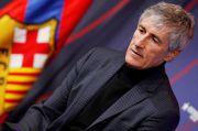 Jelang Derbi Catalan, Presiden Barcelona Jamin Posisi Setien Aman