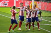 Morata: Tiket Liga Champions Kini Jadi Prioritas Atletico