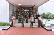 Marsekal Hadi Tjahjanto: TNI-Polri Aset Bangsa yang Bhinneka Tunggal Ika