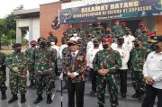 Kunjungi Kopassus, Mahfud Tegaskan TNI Akan Dilibatkan Tangani Terorisme