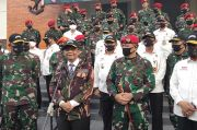 Berkunjung ke Cijantung, Mahfud MD Terima Gelar Warga Kehormatan Kopassus