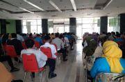 Ribuan PNS di Wali Kota Jakarta Barat Jalani Rapid Test Covid-19