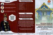 UTS Buka Program Magister Manajemen Inovasi
