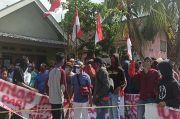 Ratusan Warga Demo Minta Pemdes Transparan Kelola Dana Desa