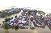 Banjir Bandang Terjang Wajo, 8 Kecamatan Terendam