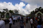 Suasana Haru Iringi Pelepasan Siswa Indonesia yang Bersekolah di Malaysia