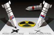 Negosiasi Kontrol Senjata Nuklir, China Ajukan Syarat ke AS