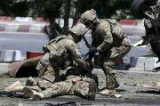 Warga Amerika Percaya Rusia Bayar Taliban untuk Bunuh Tentara AS