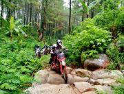 Komunitas Trail Tawon, Si Pembelah Belantara dan Pesisir Selatan Malang