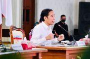 Jokowi Ingatkan Menterinya untuk Bekerja Lebih Keras Lagi